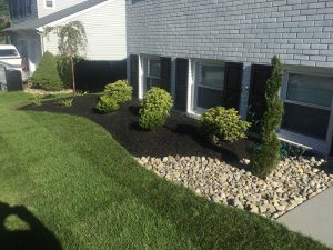 landscaping design and maintenance