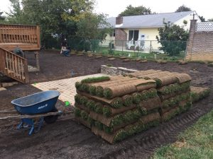 SOD Installation Services South Jersey